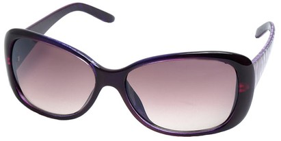 Angle of SW Tiger Style #5079 in Purple Frame, Women's and Men's