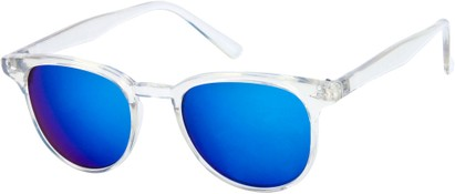 Retro Revo Mirrored Wayfarer Style