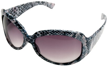 Angle of SW Safari Style #78 in Pink Leopard Frame, Women's and Men's