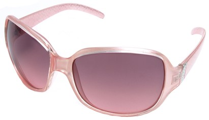 Angle of SW Oversized Style #9937 in Pink Frame, Women's and Men's