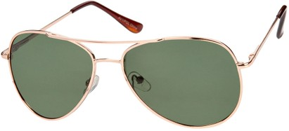 Polarized Metal Aviators