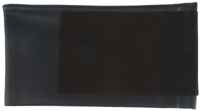 Faux Leather Sunglasses Pouch