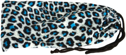 Angle of Iberia #531 in Blue Leopard, Women's and Men's