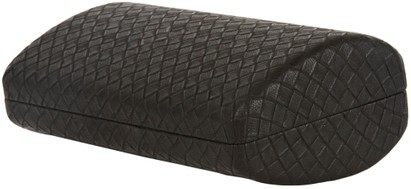 Angle of Extra Large Woven Case #170 in Black, Women's and Men's