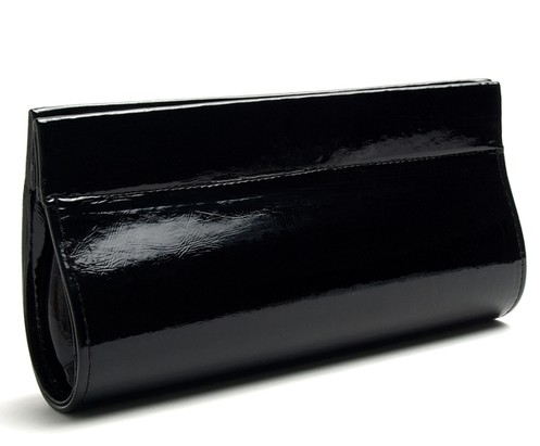 Angle of Sunglasses Clutch Case in Black, Women's and Men's