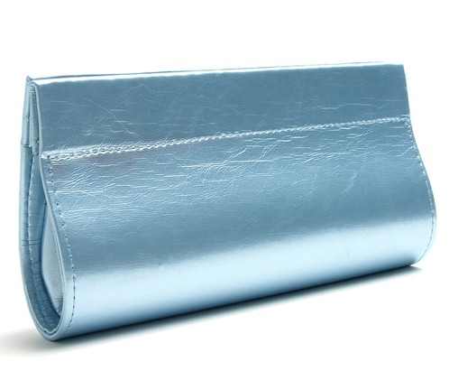 Angle of Sunglasses Clutch Case in Blue, Women's and Men's