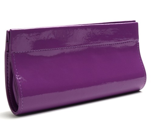 Angle of Sunglasses Clutch Case in Purple, Women's and Men's