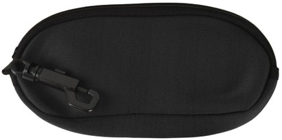 Angle of Vanguard #1217 in Black, Women's and Men's  Soft Case
