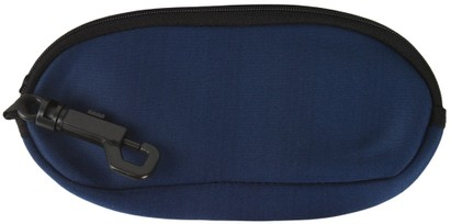 Blue Sunglasses Case