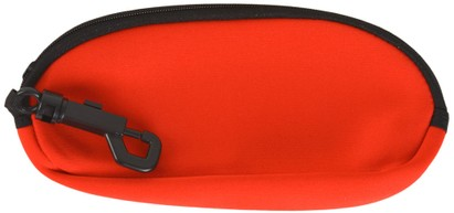Red Sunglasses Case