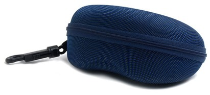 Angle of Cinder #540288 in Blue, Women's and Men's  Hard Case