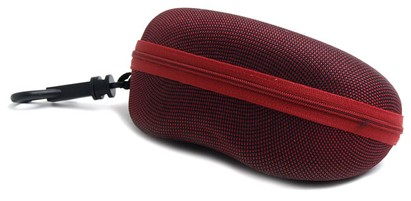 Angle of Cinder #540288 in Red, Women's and Men's  Hard Case