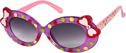 Kids Polka Dot Sunglasses