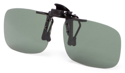Angle of Cavalier #7661 in Black Metal Hardware with Green Lenses, Women's and Men's Square Sunglasses