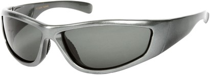 Angle of Creek #2049 in Grey Frame, Women's and Men's Sport & Wrap-Around Sunglasses