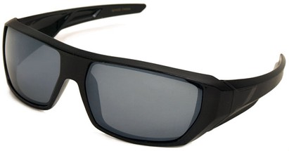 Angle of SW Sport Style #72 in Black Frame, Women's and Men's