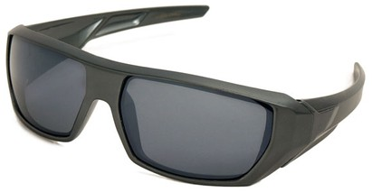 Angle of SW Sport Style #72 in Grey Frame, Women's and Men's