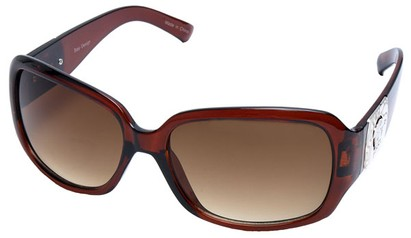 Angle of SW Fashion Style #5069 in Brown Frame, Women's and Men's