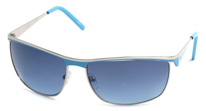 Angle of SW Fashion Style #1207 in Blue Frame, Women's and Men's