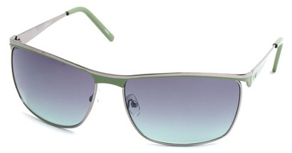 Angle of SW Fashion Style #1207 in Green Frame, Women's and Men's