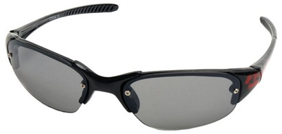Angle of SW Kid's Sport Style #32003 in Black Frame, Women's and Men's
