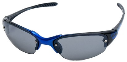 Angle of SW Kid's Sport Style #32003 in Blue Frame, Women's and Men's