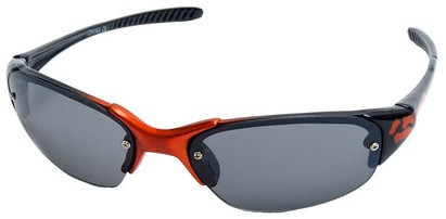 Angle of SW Kid's Sport Style #32003 in Orange Frame, Women's and Men's