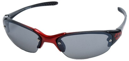 Angle of SW Kid's Sport Style #32003 in Red Frame, Women's and Men's