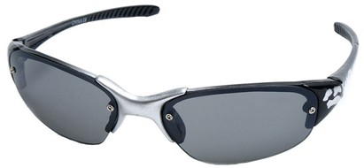 Angle of SW Kid's Sport Style #32003 in Silver Frame, Women's and Men's