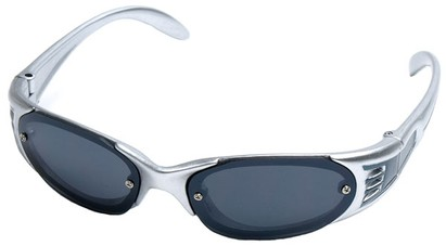 Angle of SW Kid's Sport Style #199 in Silver Frame, Women's and Men's