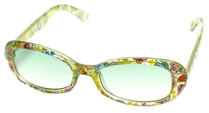 Kids Floral Sunglasses