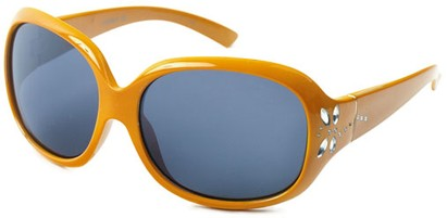 Angle of SW Kid's Style #521 in Orange Frame, Women's and Men's