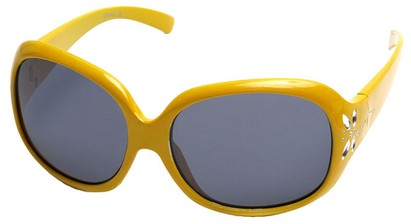 Angle of SW Kid's Style #521 in Yellow Frame, Women's and Men's