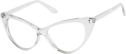 Nerdy Cat Eye Glasses