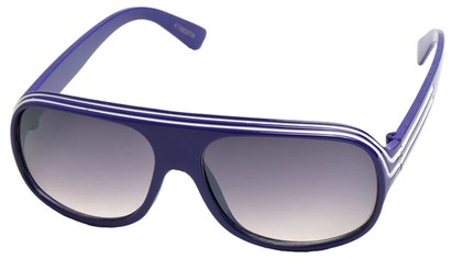 Angle of SW Kid's Style #20250 in Dark Purple Frame, Women's and Men's