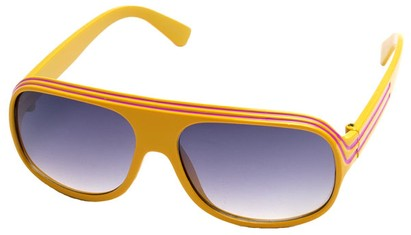 Angle of SW Kid's Style #20250 in Yellow Frame, Women's and Men's