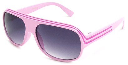Angle of SW Kid's Style #20250 in Light Pink with Pink, Women's and Men's