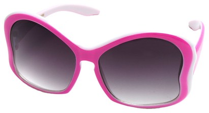 Angle of SW Kid's Butterfly Style #782 in Pink Frame, Women's and Men's