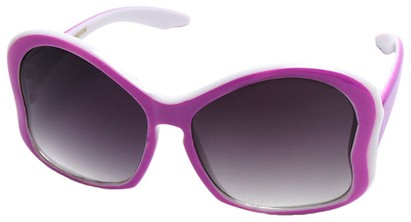 Angle of SW Kid's Butterfly Style #782 in Purple Frame, Women's and Men's