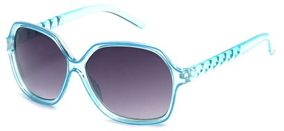 Angle of SW Kid's Style #12150 in Blue Frame, Women's and Men's