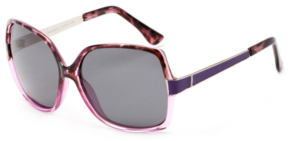 de6c5567e0 Women s Square-Shaped Oversized Polarized Sunglasses