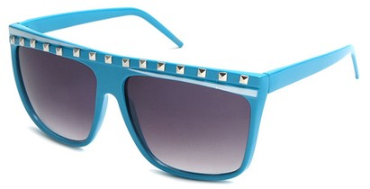 Angle of SW Rock Star Style #5020 in Blue and White Frame, Women's and Men's
