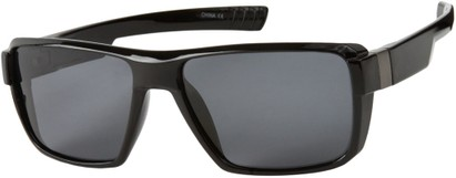 Oversized Polarized Sunglasse