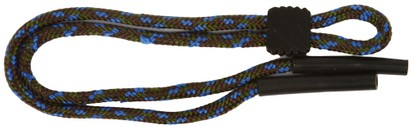Angle of Empire #2766 in Brown Multi, Women's and Men's  Neck Cord
