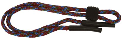 Angle of Empire #2766 in Red Multi, Women's and Men's  Neck Cord
