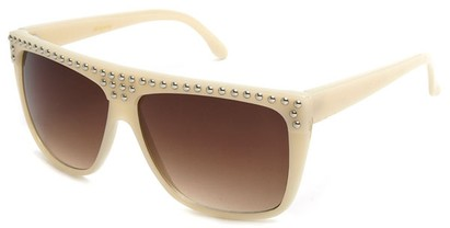 Angle of SW Studded Style #9850 in Tan, Women's and Men's