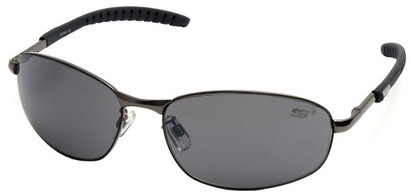 Angle of SW Fashion Style #8005 in Grey Frame, Women's and Men's