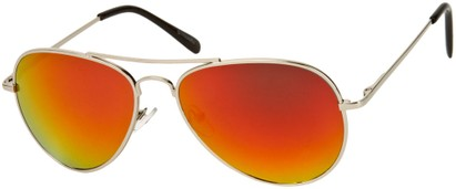 Revo Mirrored Aviators