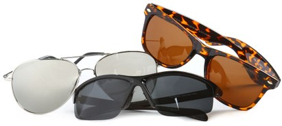 Angle of SW Best Selling Polarized Pack A in Pack A, Women's and Men's