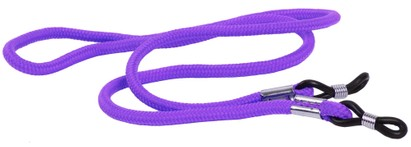 Purple Sunglasses Neck Cord